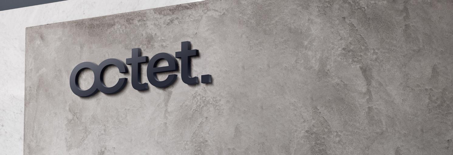 Octet-signage
